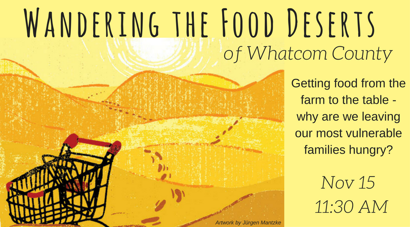 Food Deserts in Whatcom County
