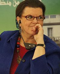 Photo of Cathy Allen