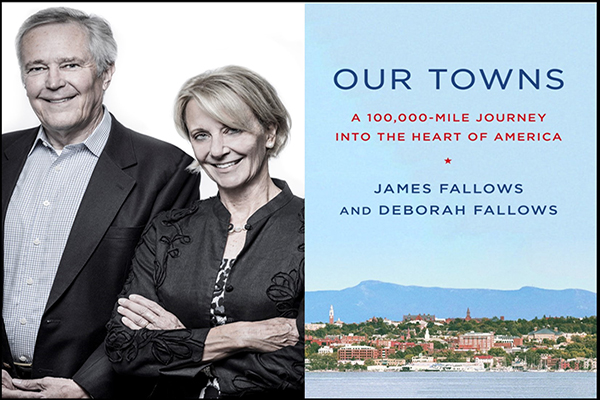 James and Deborah Fallows - Our Towns